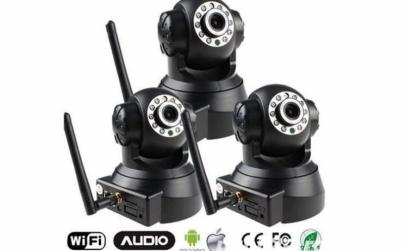 Camera supraveghere cu IP/Network