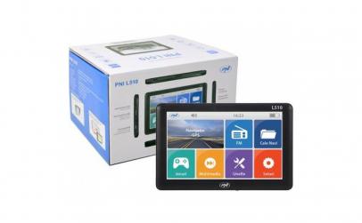 GPS PNI L510 ecran 5 inch cu TMC