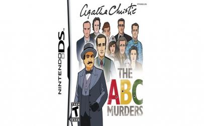 Joc Agatha Christie The ABC Murders