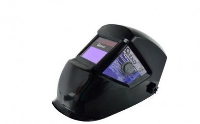 Masca de sudura cu LCD