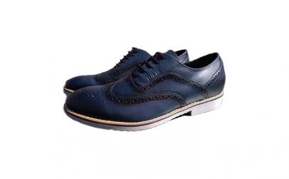 Pantofi Klaid, din piele naturala