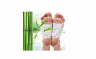 Set 20 plasturi detoxifiere