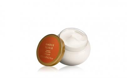 Crema de corp parfumata Amber Elixir