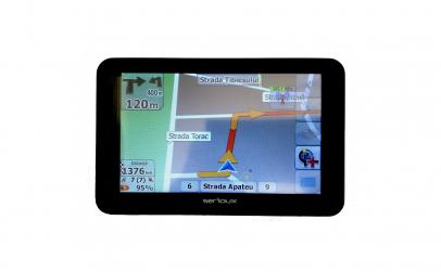 """GPS Camion/Tir 4,3"""" Serioux"""