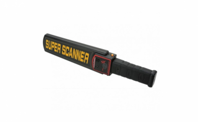 Detector metale, Super Scanner