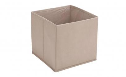Cutie pentru depozitare pliabila crem