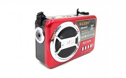Radio cu lanterna, acumulator, Mp3