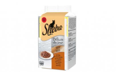 Hrana umeda pentru pisici Sheba, Mini