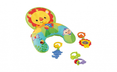 Perna pentru bebelusi interactiva, Perna