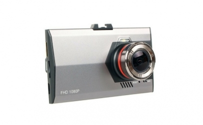 Camera auto HD Gold - display 3 inch