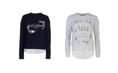 Pulover dama Lee Cooper Layer