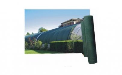Plasa verde pentru gard 1,5 x 10 m