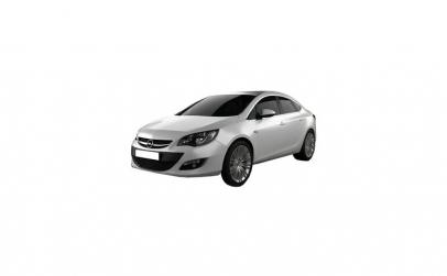 Perdele interior Opel Astra J sedan