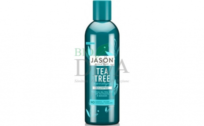 Șampon tratament cu tea tree pentru
