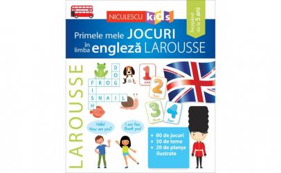 Primele mele jocuri in limba engleza