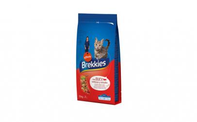 Hrana uscata pentru pisici Brekkies