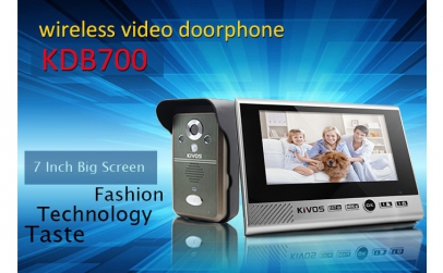 Videointerfon wireless KDB700 Kivos