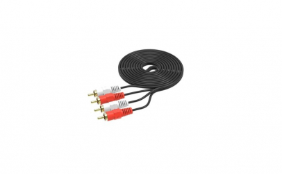 Cablu audio , RCA stereo, 2x RCA tata -
