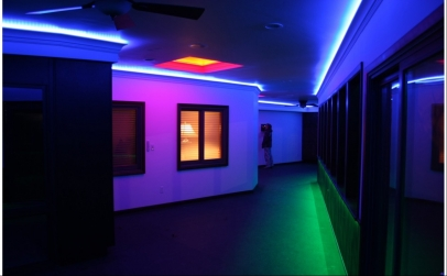 Banda Led RGB cu telecomanda