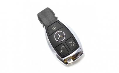 Mercedes Benz   Carcasa cheie tip