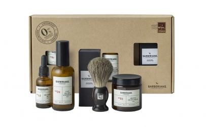 Set cadou profesional pentru barbierit