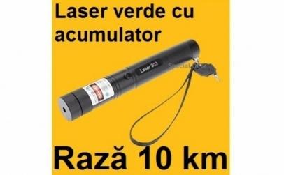 Laser puternic 3D