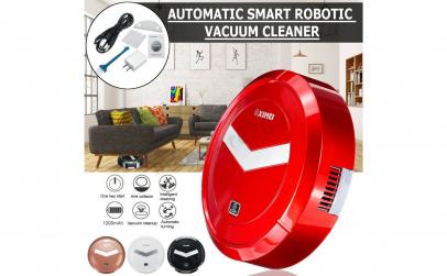 Aspirator Robot automat si perie praf