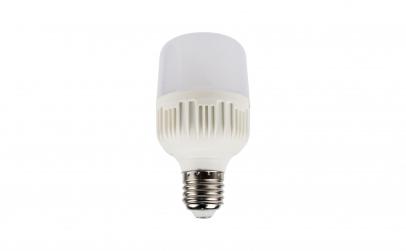 Bec LED 5W, glob mat, lumina calda