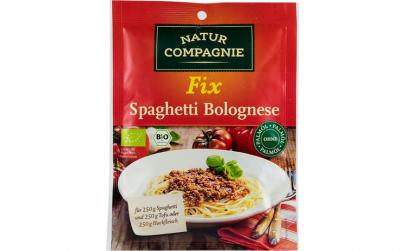 Sos bio pentru Spaghette Bolognese, 40 g