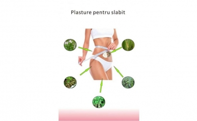 Plasture Slabit Set 5 bucati