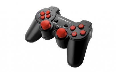 Controller  cu vibratii, PC/PS2/PS3,