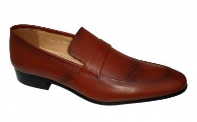 Pantofi loafers eleganti -piele naturala