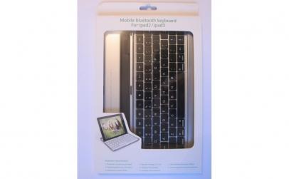 Tastatura Bluetooth Mobile pentru iPad 4