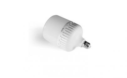 Bec LED 9W, glob mat, lumina calda