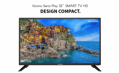 TV SMART LED Wi-Fi 80cm Vonino