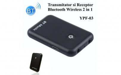 Bluetooth Audio-receptor & Transmitator