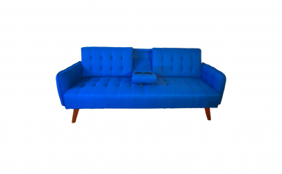 Canapea Extensibila Albastra
