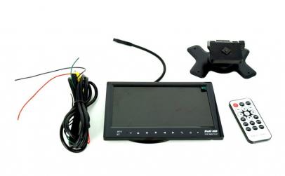 Monitor Bord cu MP5 cu Bluetooth si