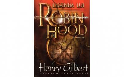 Legenda lui Robin Hood autor Henry