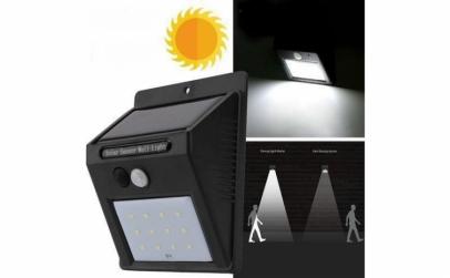 Lampa solara 12 LED