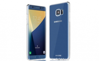 Husa Samsung J7 2016 G-CASE Transparent