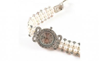 Ceas din argint masiv Princess by