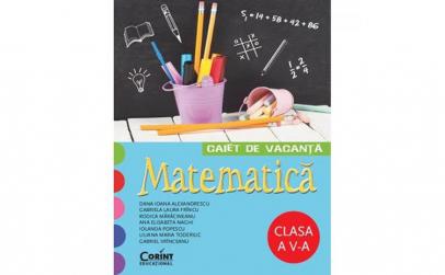Matematica cls 5 - Caiet de vacanta -