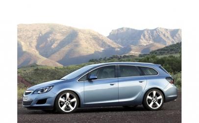 Perdele interior Opel Astra J break