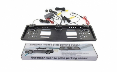 Set senzori de parcare cu display LED