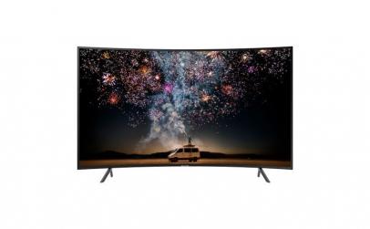 Televizor curbat LED Smart Samsung  138