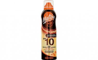 Lotiune Spray MALIBU Continuous Spray,