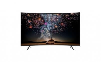 Televizor LED Curbat Smart Samsung  163