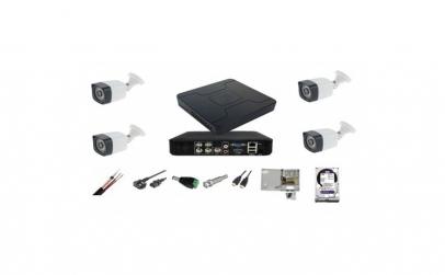 Sistem supraveghere video profesional 4
