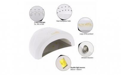 Lampa UV LED Hybrid 48W